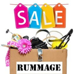 Central Rummage Sale