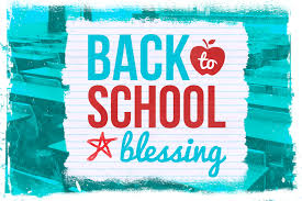 Back to School Blessing at Waterford Central