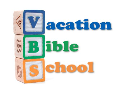 VBS at Waterford Central United Methodist Church