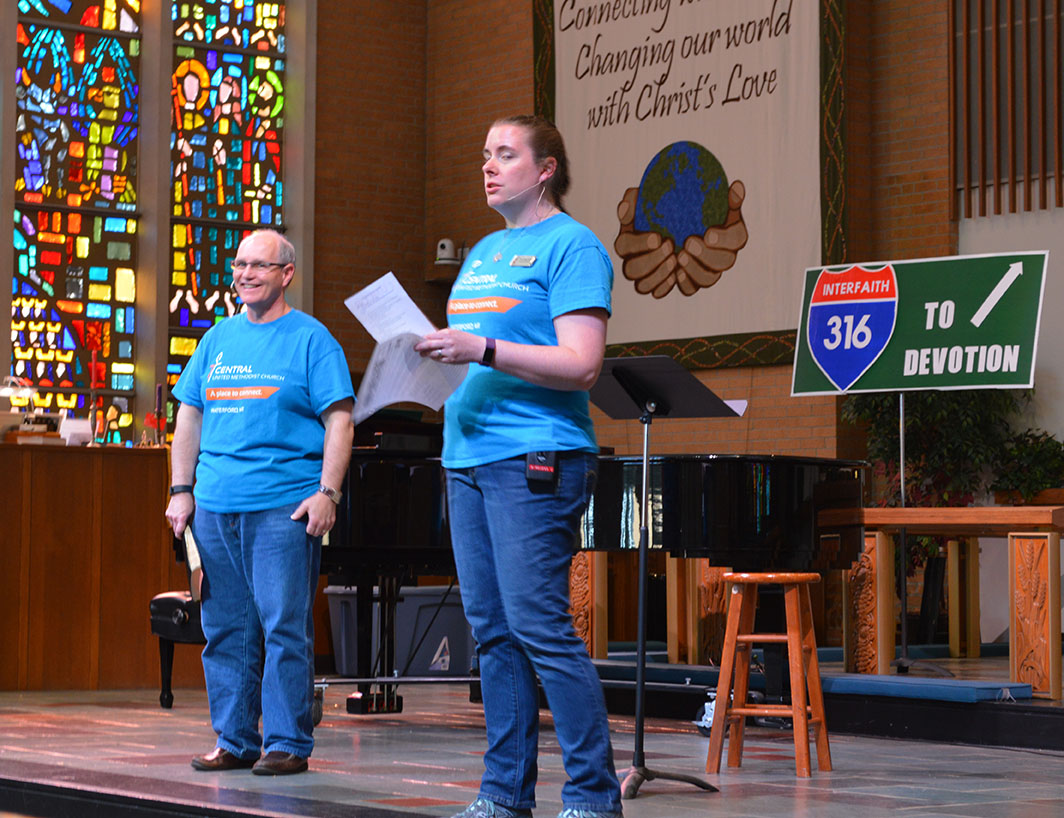Waterford Central UMC 2017 Rally Day