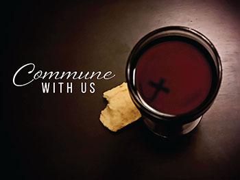 Communion Service at Central United Methodist Church