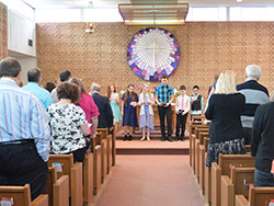 Chapel Worship at Central UMC