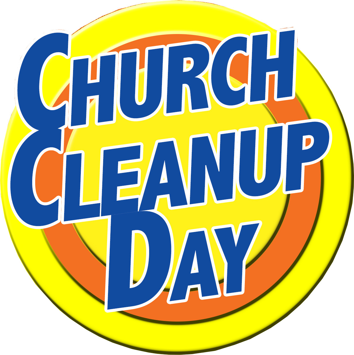 Church-Clean-Up-Day-Logo | Central United Methodist Church ...