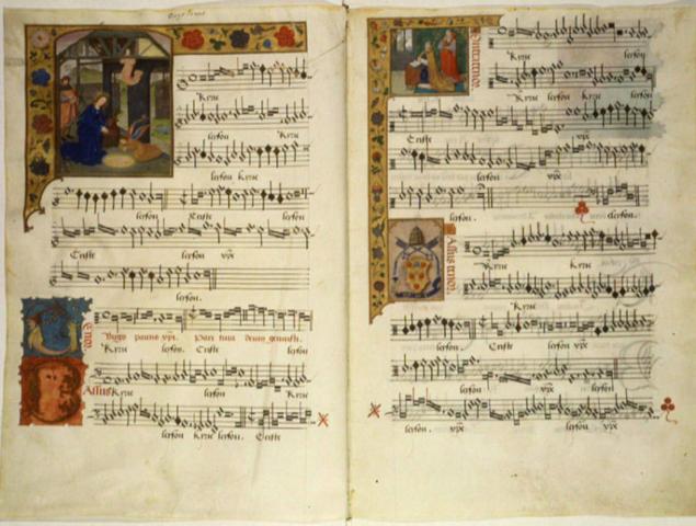 Catholic Book of Worship ca1500