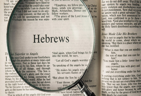 Message - Book of Hebrews
