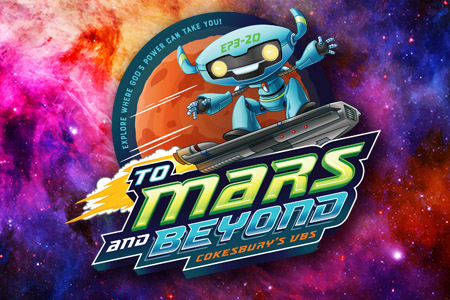 VBS 2019 - To Mars and Beyond
